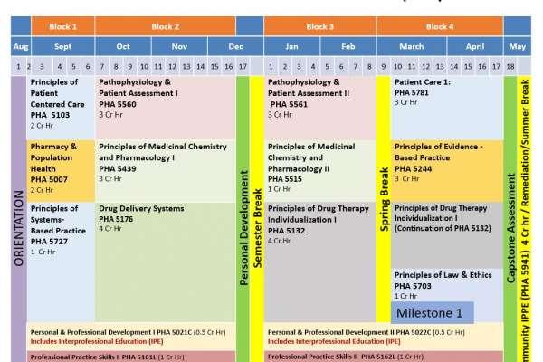 1PD Curriculum